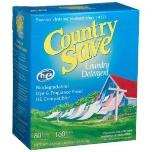 Country Save Natural Laundry Detergent