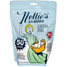 Nellies's all natural laundry soda