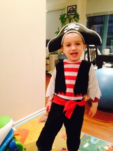 My Little Pirate